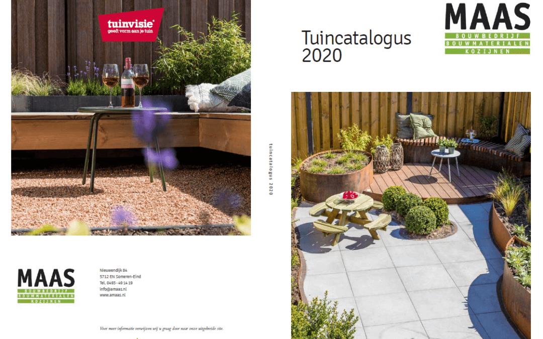 De nieuwe Tuincatalogus 2020 is binnen